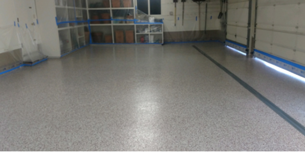 Specialty Products Adds Moisture-Controlled Epoxy to APS Home
