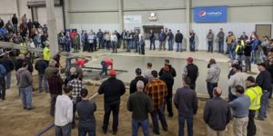 Stephens & Smith Construction Presents and Demonstrates at Annual Quality Concrete Conference