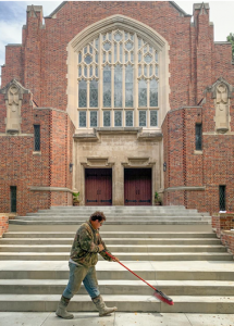 Stephens & Smith Rehab Gives Church Grounds New Life